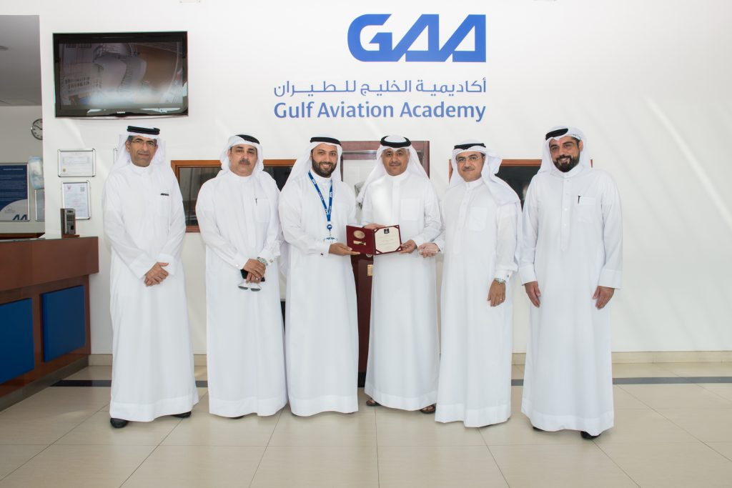 Gulf Aviation Academy wins two international aviation awards