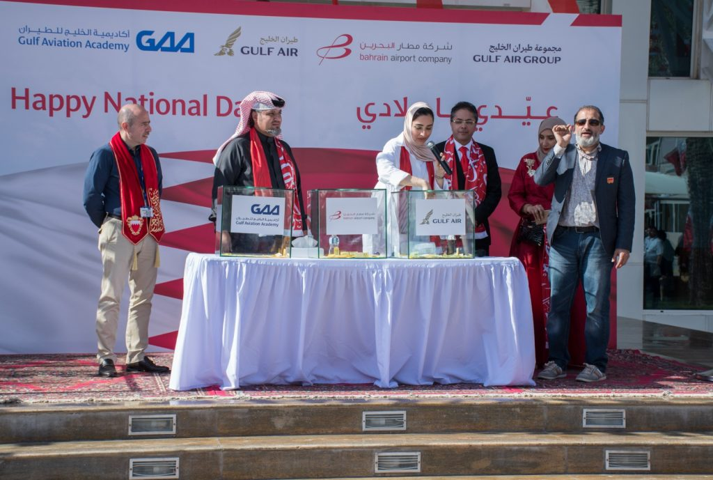 GAA hosted the National Day Event with participation of Bahrain Airport Company & Gulf Air.