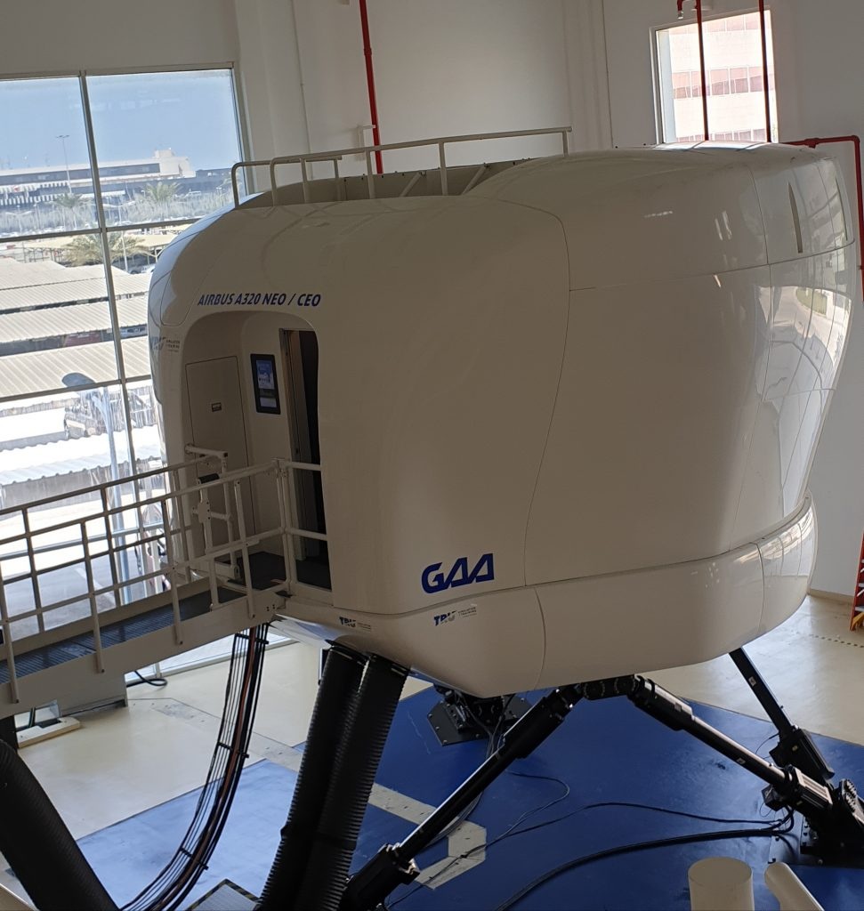 GAA Receives Dual EASA Certification for A320 -ceo & -neo training as well as Upset Prevention & Recovery Training (UPRT)